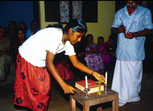 Kleine Christliche Gemeinschaften