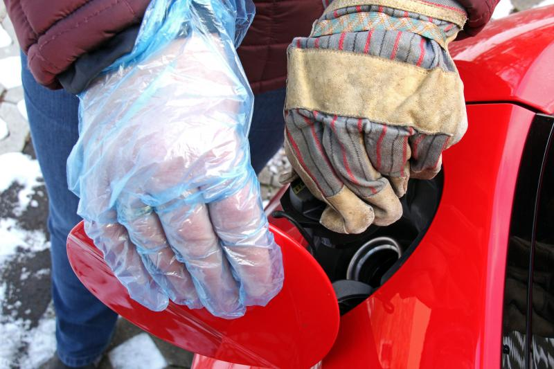 Diesel Aus Plastik